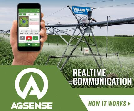AgSense remote monitoring and control