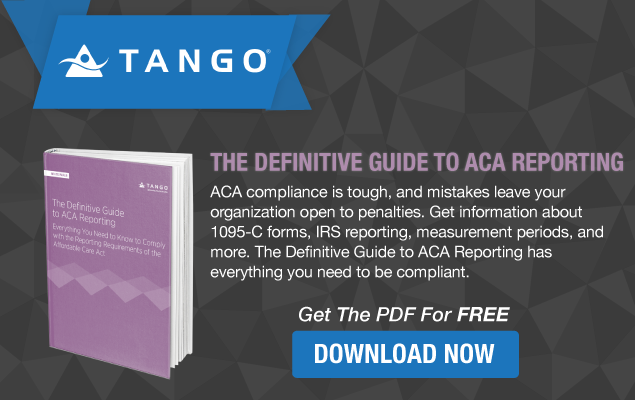 Download The Definitive Guide To ACA Reporting