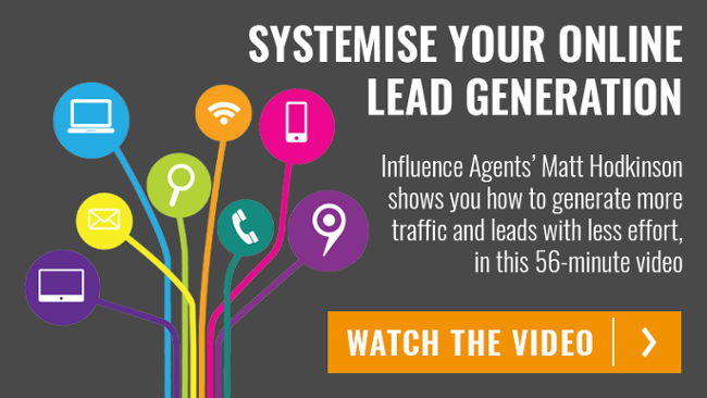 Systemise Your Lead Generation