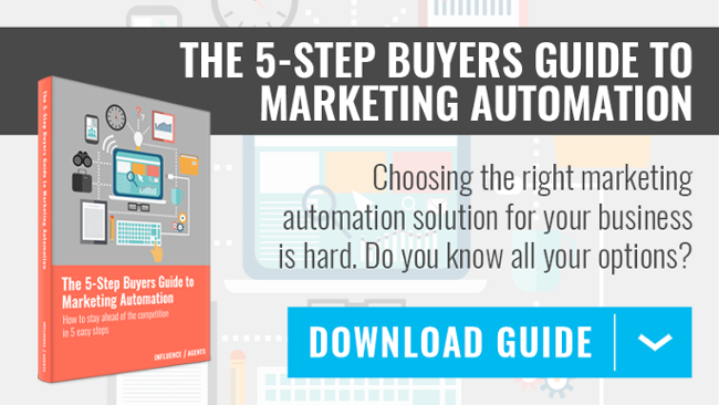 Download the 5-step buyers guide to marketing automation
