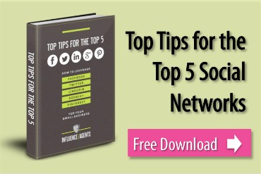 Top Tips for the Top 5 Social Networks