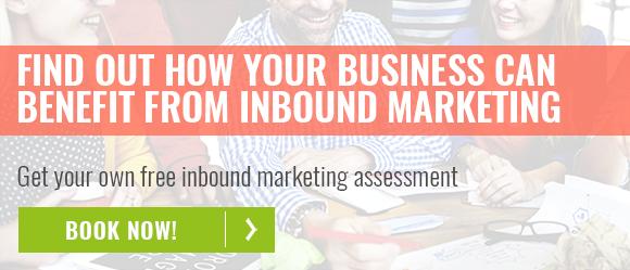 Inbound Marketing Assessment