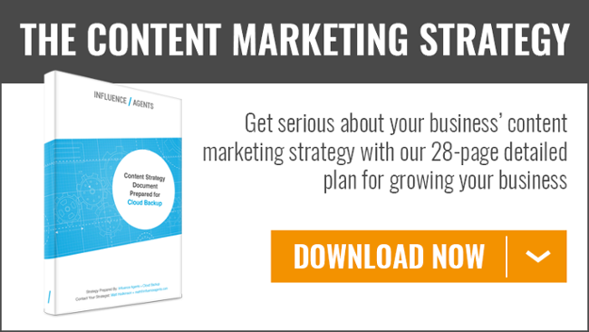 Download Content Marketing Strategy
