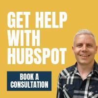 Book a HubSpot Consultation
