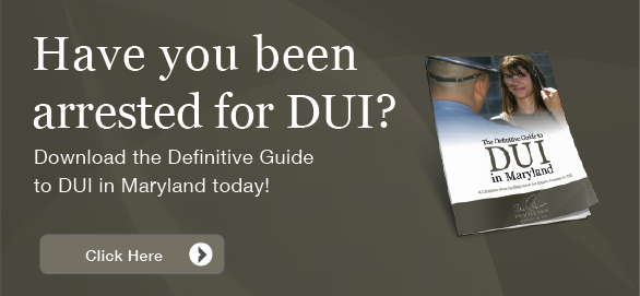 Have you been arrested for DUI?