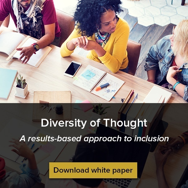 Download the Diversity of Thought white paper