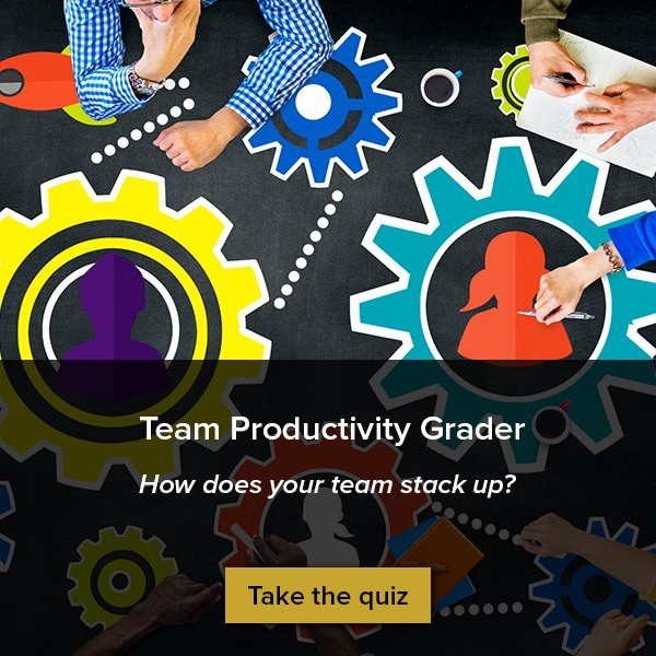 Take the Team Productivity Grader quiz