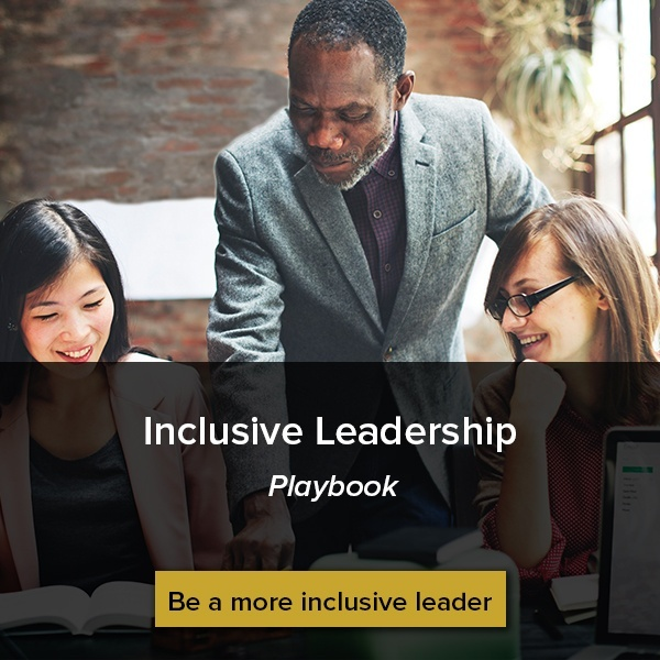 Download the Inclusive Leadership Playbook