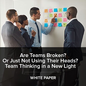 Are teams broken? White Paper