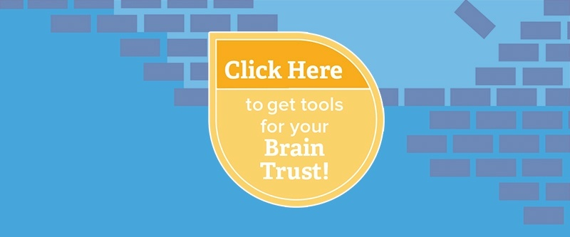 Click here to get tools for your brain trust