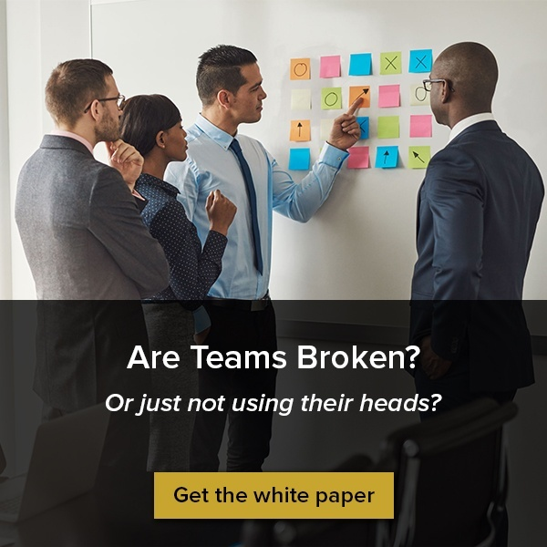 Download the white paper: Are Teams Broken?