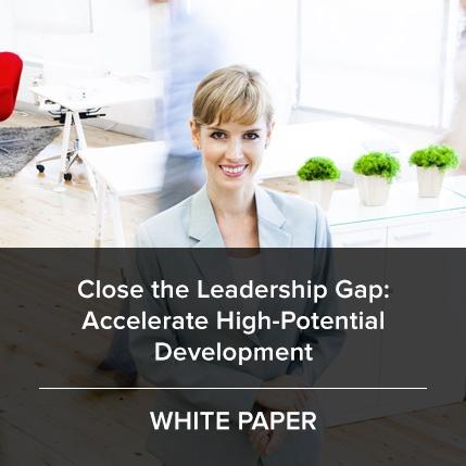 Accelerate HiPo Development and close the leadership gap