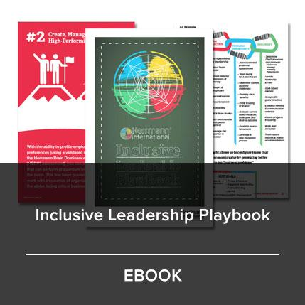 Get the Inclusive Leadership Playbook