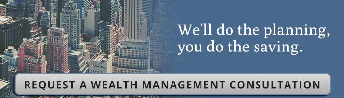 wealth management consultation