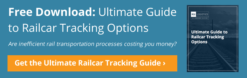 Schedule a railcar tracking demo