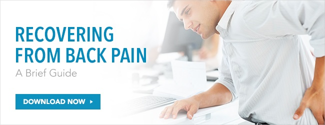 Recovering from Back Pain: A Brief Guide