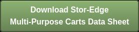Download Stor-Edge Multi-PurposeCarts Data Sheet