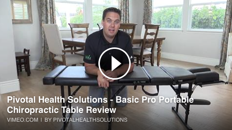 Watch the Basic Pro Portable Table Review