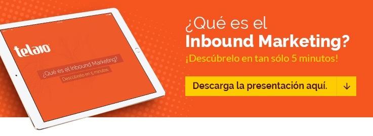Conoce qué es el Inbound Marketing