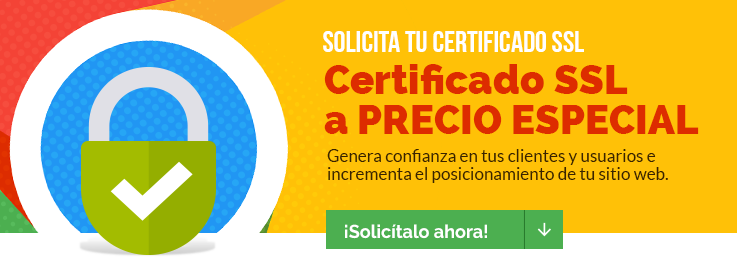 Adquirir certificado SSL