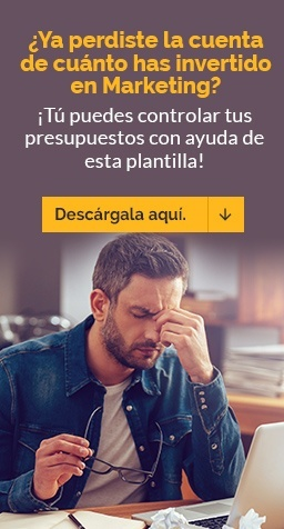 Controlar tu presupuesto de marketing.