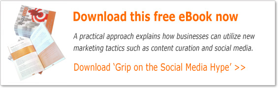 Download the free eBook 'Grip on the Social Media Hype'