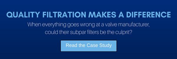 Valve Manufacturer Case Study