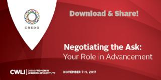 Negotiating the Ask - Women in Leadership 2017