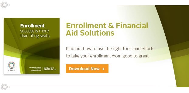 enrollment and financial aid solutions