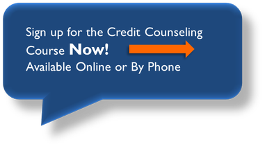 Credit Counseling Course