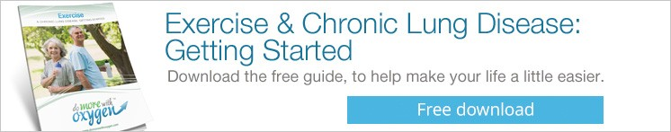 Exercise & Chronic Lung Disease: Getting Started