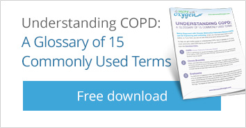 Glossary of common COPD terms