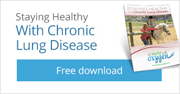 Free Download: Staying Healthy with COPD