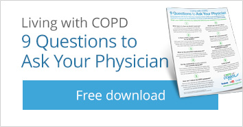 Living with COPD? 9 Questions to Ask Your Physician