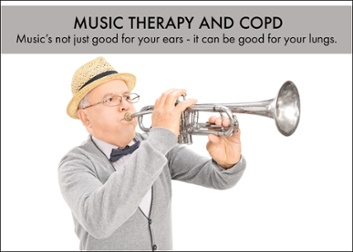 Music Therapy and COPD