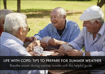 COPD and Summer Weather