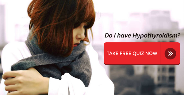 Take free hypothyroidism quiz
