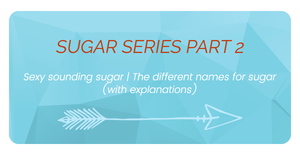 Sugar Series Part 2