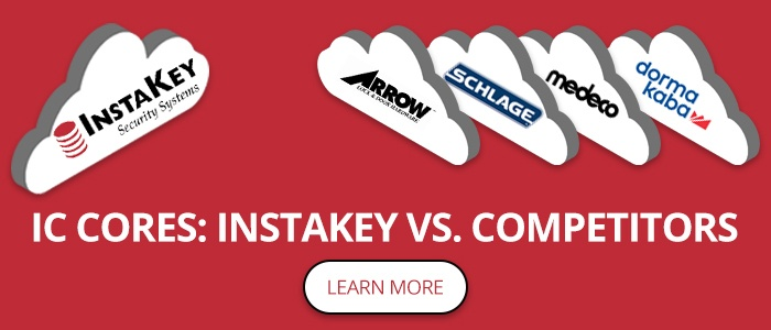 IC Cores: InstaKey vs. Competitors