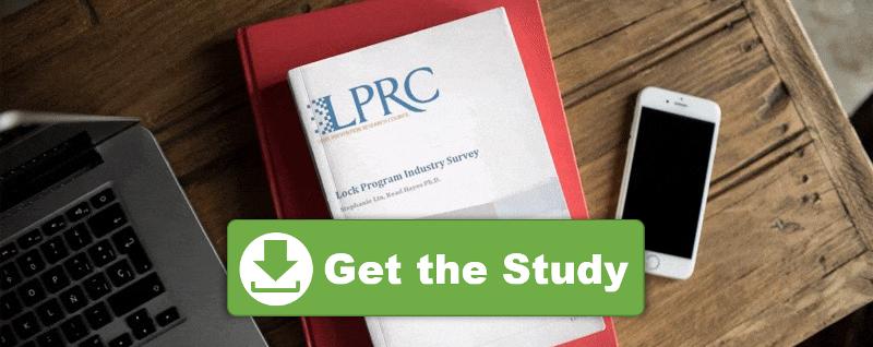 LPRC Lock Program Industry Survey