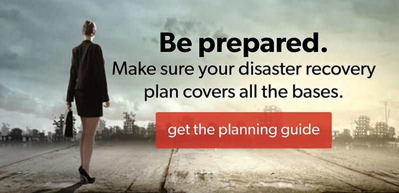 Get the disaster recovery guide