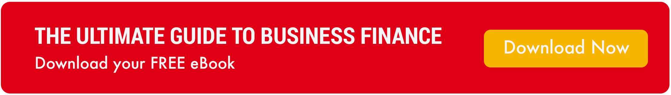 The Ultimate Guide To Business Finance