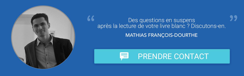 Prendre contact avec Mathias François-Dourthe