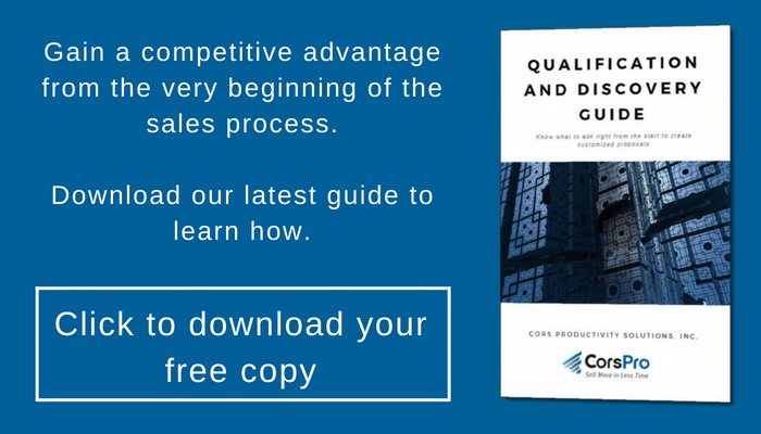 Download the Qualification and Discovery Guide