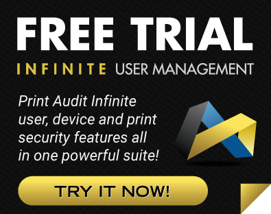 Free Trial - Print Audit IUM