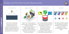 Analyze and Prioritize Growth Opportunities