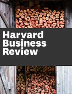 Leonard Fuld in Harvard Business Review