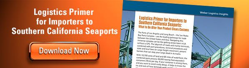 logistics southern california ports