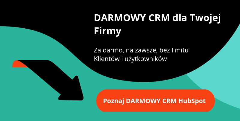 Darmowy CRM dla Twojej Firmy
