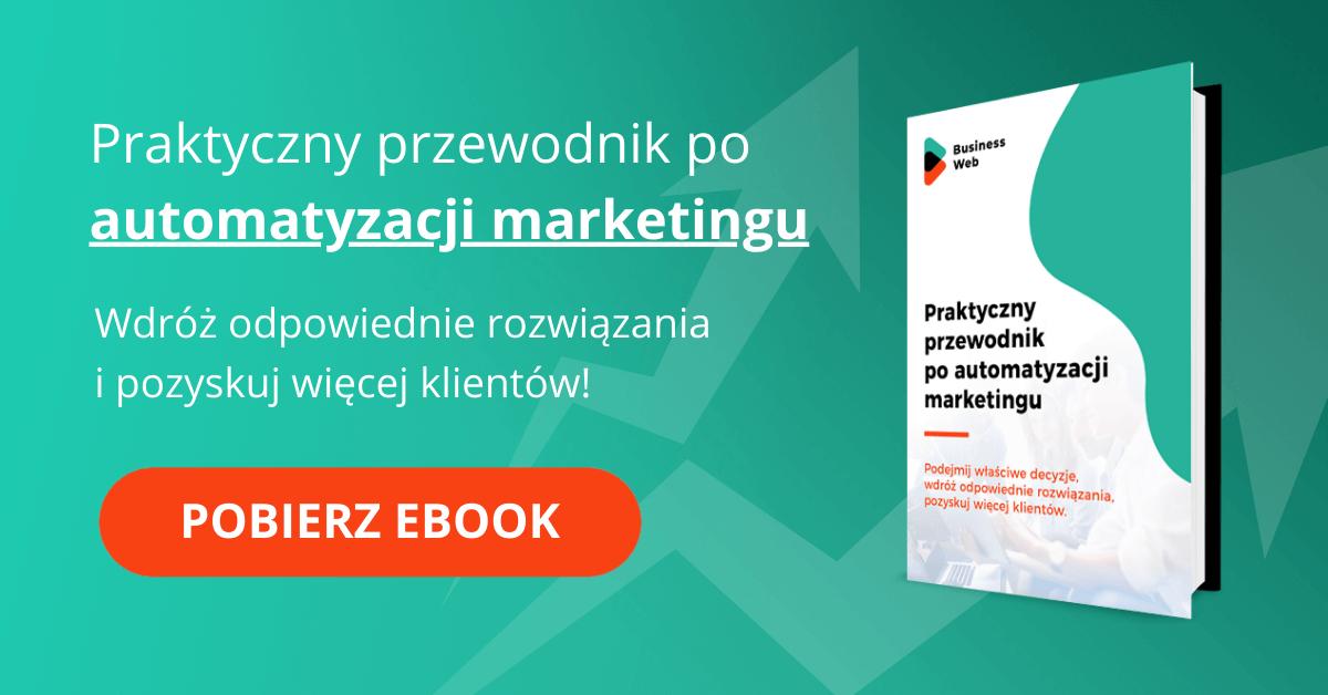 praktyczny przewodnik po automatyzacji marketingu ebook